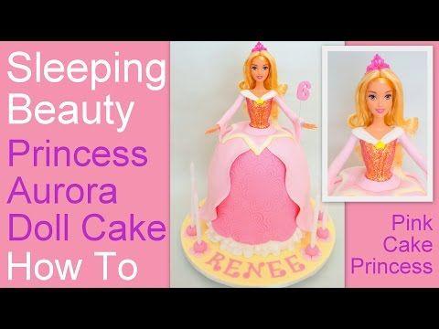 how to make disney cakes