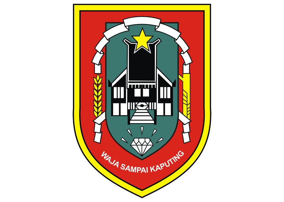 Logo Pemprov Kalimantan Selatan Vector Free Logo Vector Download Desain
