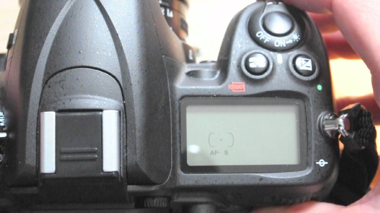 Small Crop Of Nikon D7000 Manual