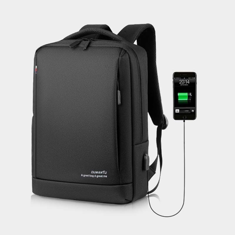 School Bags Backpacks For Men/'s Students with USB Charging Port New High Quality