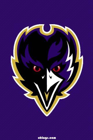 Baltimore Ravens Iphone Wallpaper Szinezo Pinterest Baltimore