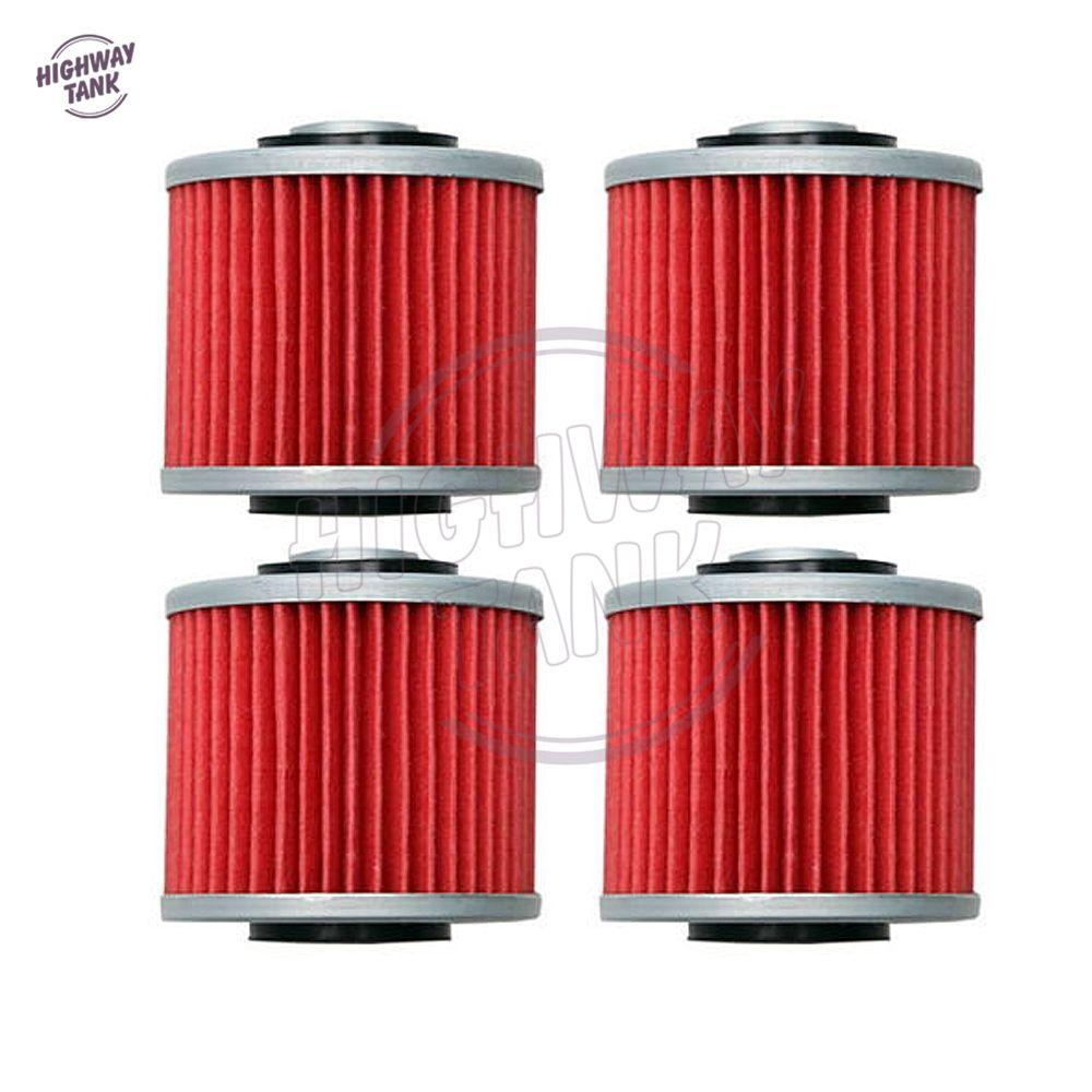4 Pcs Motorcycle Engine Oil Filter Case For Yamaha Xv400 Xvs400 Pin Moto Wiring Diagram On Pinterest Xvs650 V Star Xv535 Virago