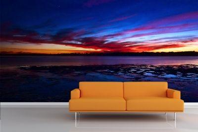 Sunset Beach Wall Murals Bedroom Ideas Pinterest And Walls