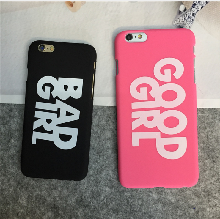 top quality cute fashion bad good girl cute iphone 6 cases otherlike and share if you want this top quality cute fashion bad good girl cute iphone
