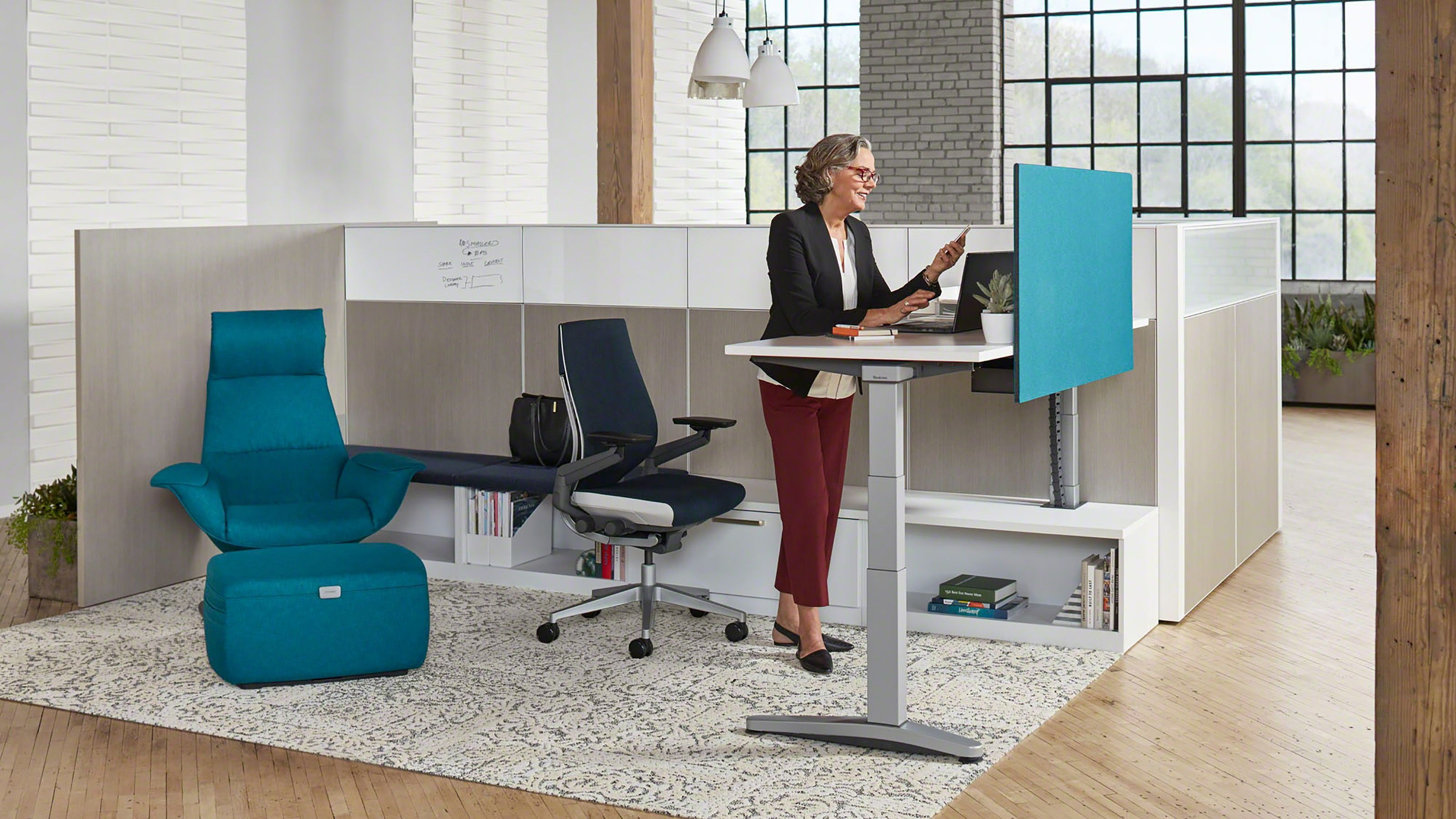 Noise Pollution and Acoustics in the Office Adjustable