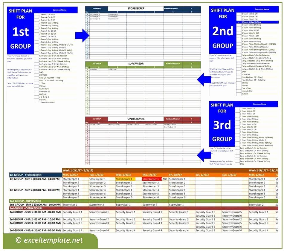 24 7 Shift Schedule Template Lovely 4 Crew 24 7 Shift Schedule Idea Schedule Template Schedule Maker Shift Schedule