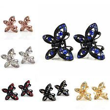 321751a65 Image result for little metal butterfly hair barrettes   Just ...