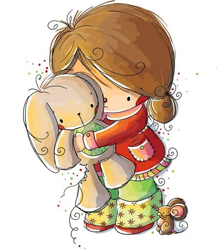 Imagenes bonitas de niños y niñas-Imagenes y dibujos para imprimir ...