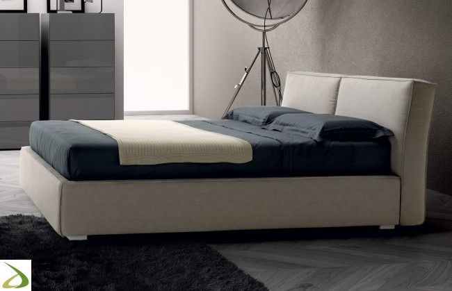 Letto Contenitore King Size.Letto Moderno King Size Contenitore Con Finitura Materasse Letti