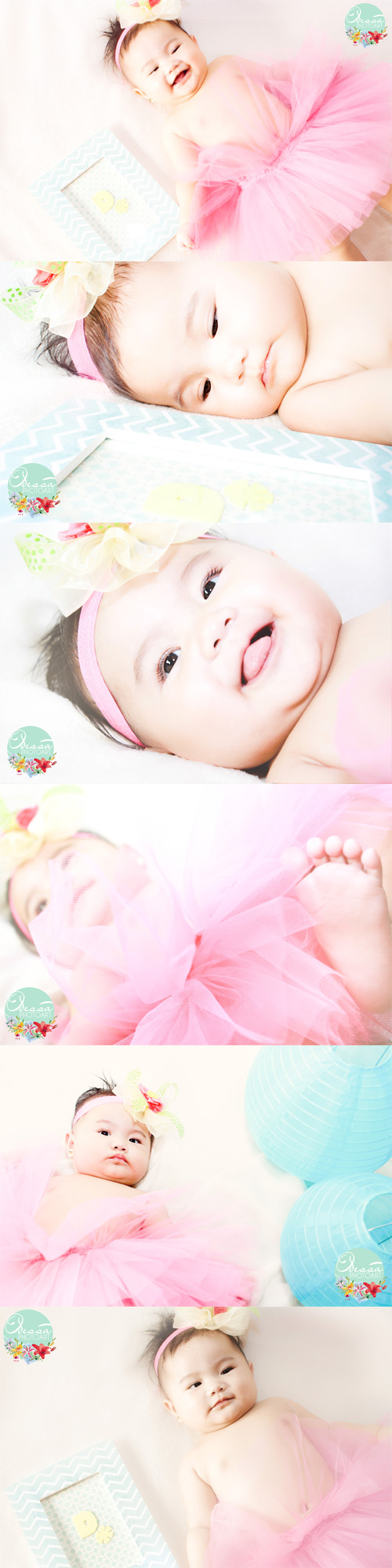 Desree ♥ Baby Photo Session / The Lightbox PhotoArt - www.facebook.com/TheLightboxPhotoArt