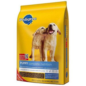 Pedigree Puppy Complete Nutrition Dog Food 28 Lb For My Puppies