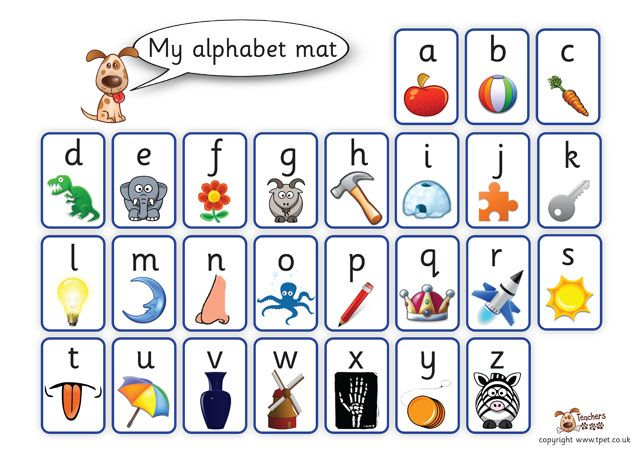 teachers pet alphabet mat free classroom display resource eyfs alphabet phase one wordmat wordmats letters sounds l