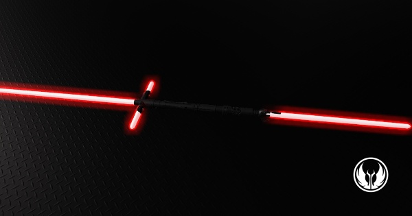 Adaptive Saber Parts Lightsaber I Have Constructed My Saber And The Crystals Are Red And Red Lightsaber Star Wars Ships Star Wars Art