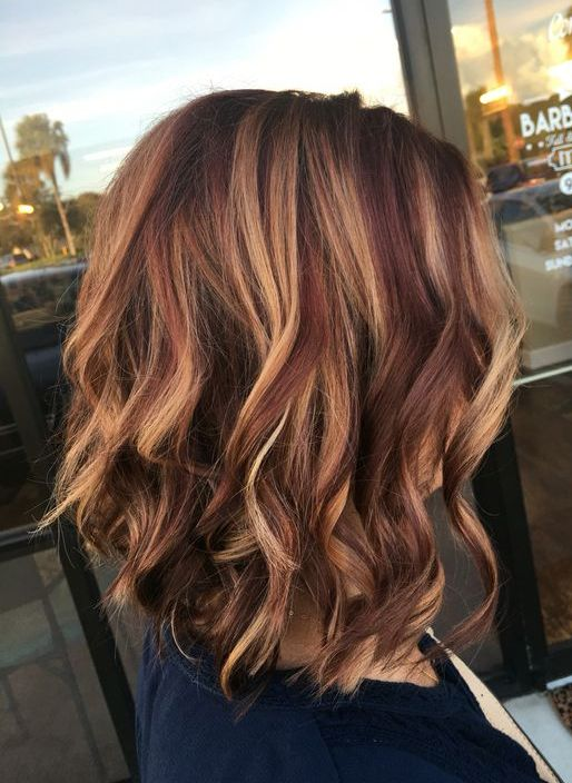 Key To A Stylish Look Is In The Right Haircut Ideas Daily Free Styles Hair Styles Winter Hair Color Trends Cool Hair Color