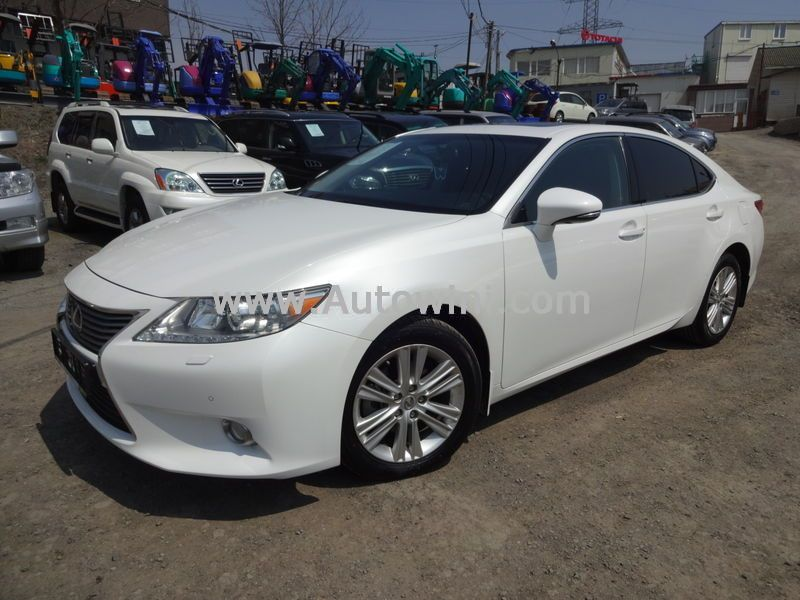 Lexus ES250 Cars for sale - Check out Korean Used Cars Stock list ...