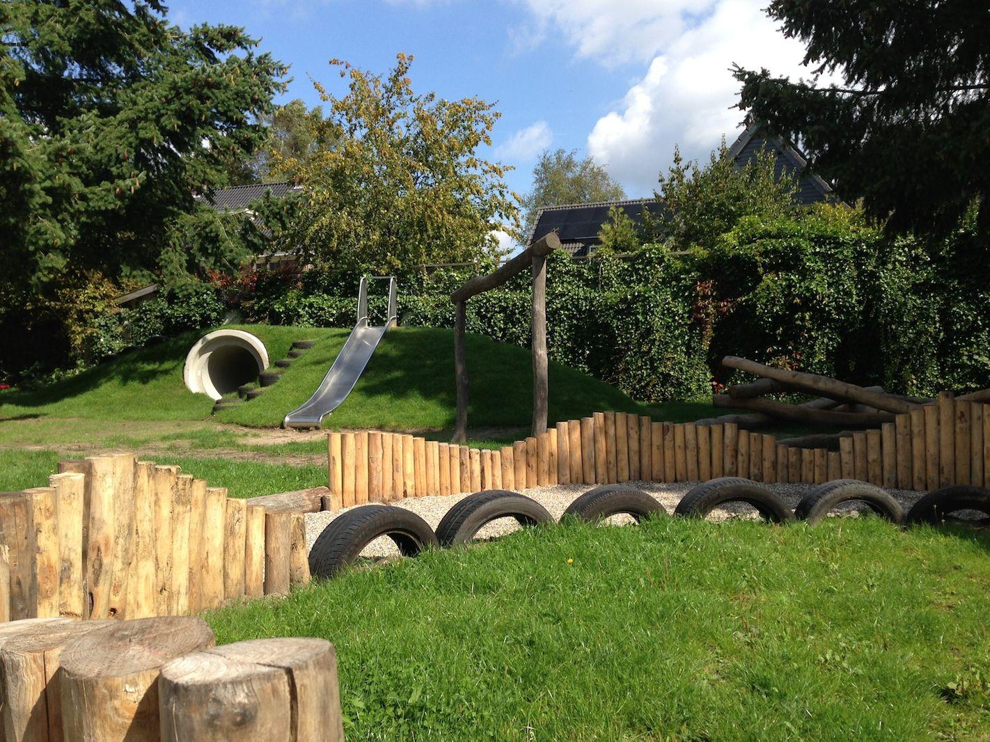 Wiggersdesign ontwerp schoolplein driebergen for Ontwerp tuin