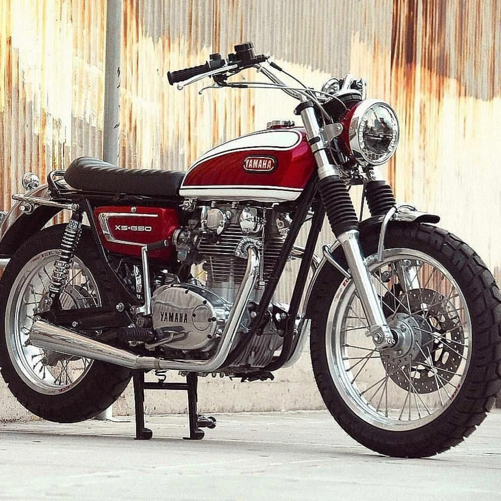 Visit Some Of My Favourite Builds Distinctive Scrambler Concepts Like Yamahascrambler Adventure Motorcycle Gear Yamaha Motorcycles Bobber Motorcycle