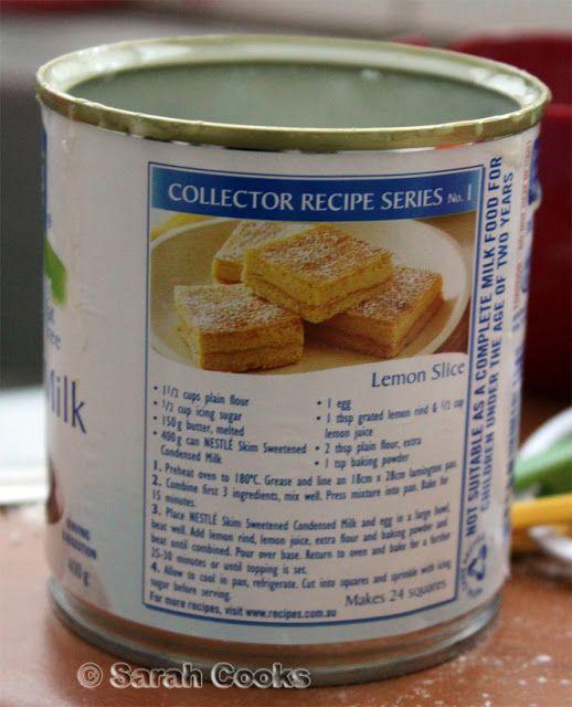 Lemon Slice Recipe is part of Slices recipes -