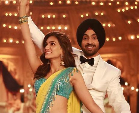 Arjun Patiala Movie Review Diljeet Dosanjh And Kriti Sanon S Arjun Patiala Comedy Films Patiala Two Movies
