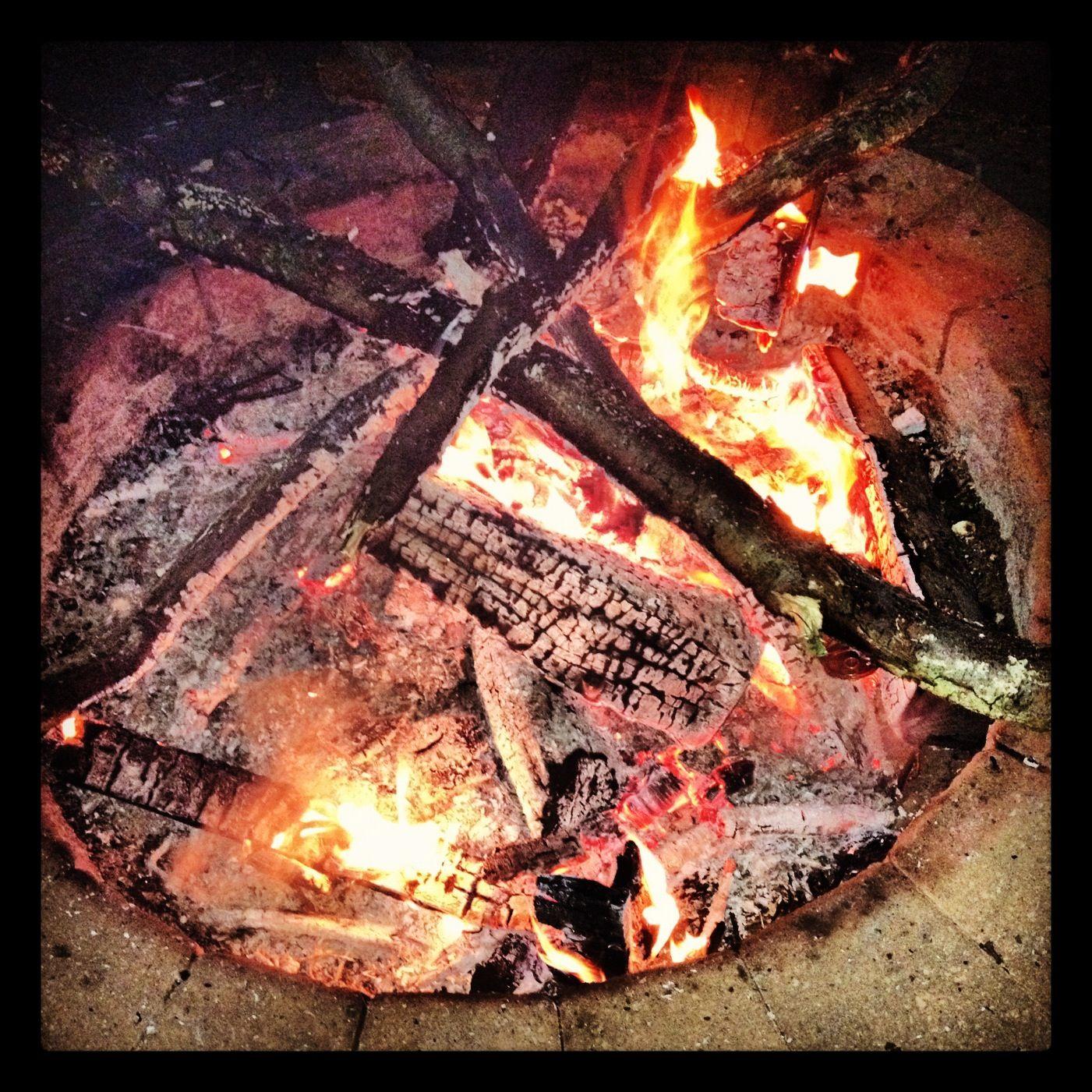 Beautiful Fire Can T Wait Til Summer Outdoor Decor Beautiful Outdoor