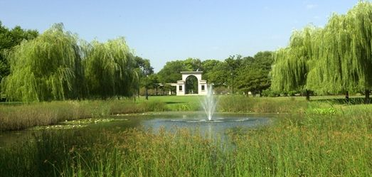 Douglas Park Is Located In The North Lawndale Community