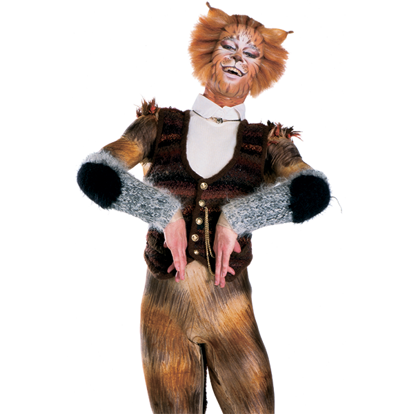 Skimbleshanks Cats The Musical Cats Musical Cat Costumes Cats