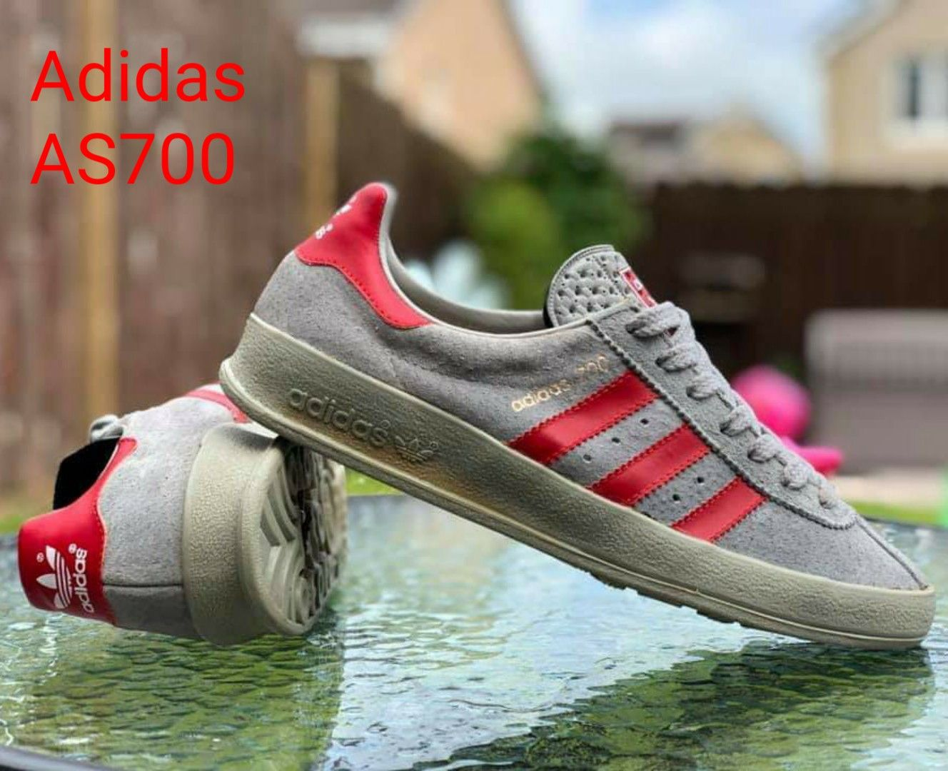 Love the Adidas AS series of trainers - these are the AS700 ...