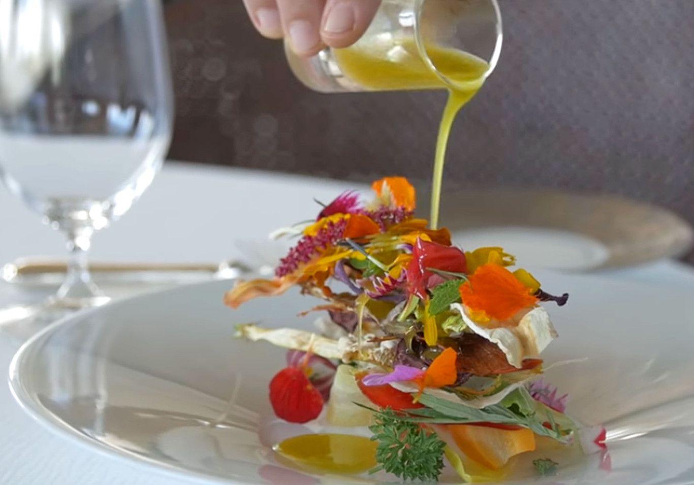 Oro Best Restaurants In Venice Michelin Star Restaurants Italy