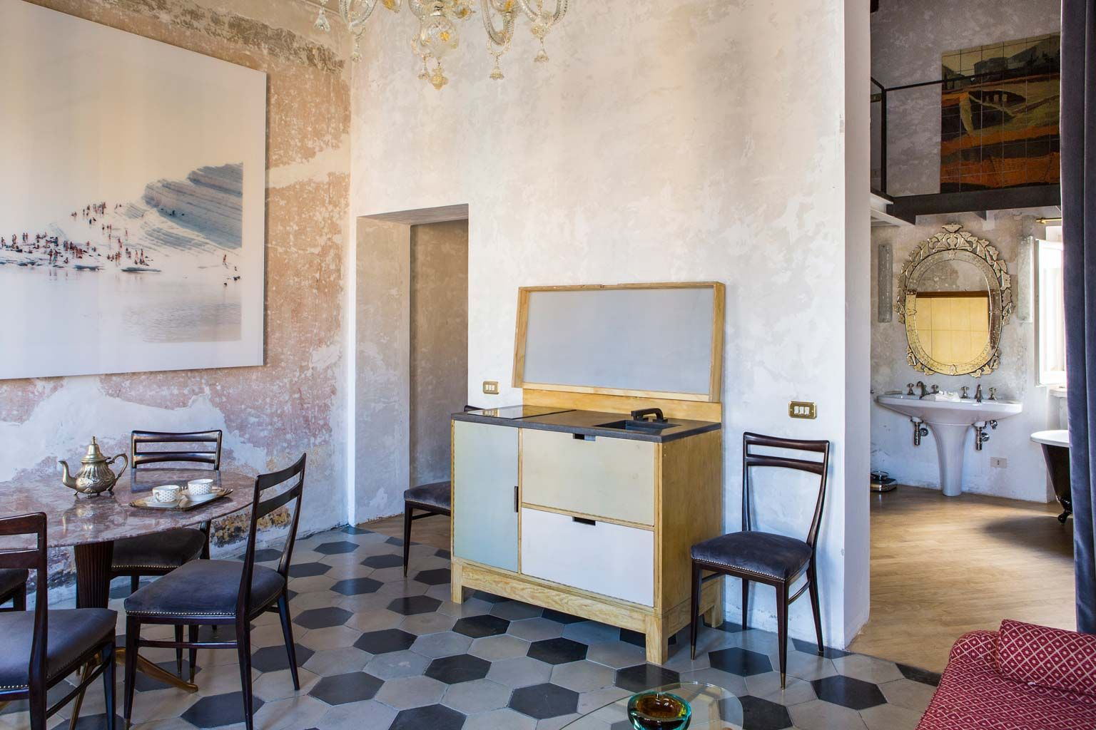 galley suite - galley suite roma - gallery hotel roma - g - rough - g-rough