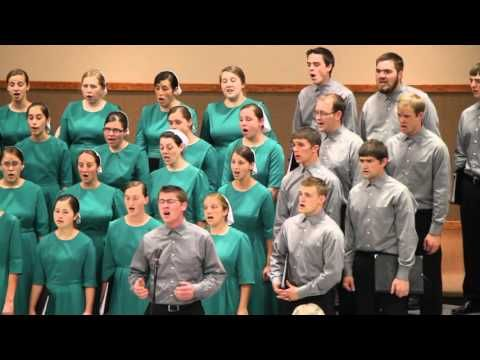 SMBI 2016 - 4th Term - When God Is Silent - YouTube Sharon Singers