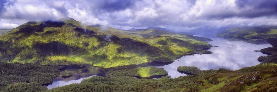 Ben A'an | Hillwalking - Loch Lomond & The Trossachs National Park #lochlomond