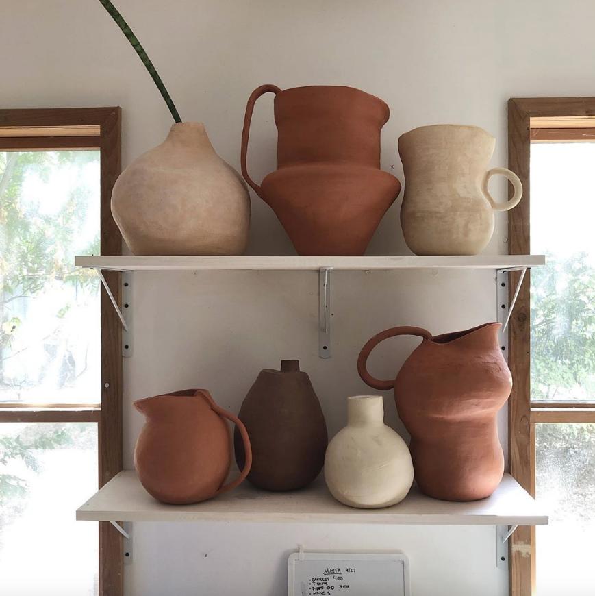 Fabriquer un vase facilement avec de l'argile autodurcissante / DIY poterie facile
