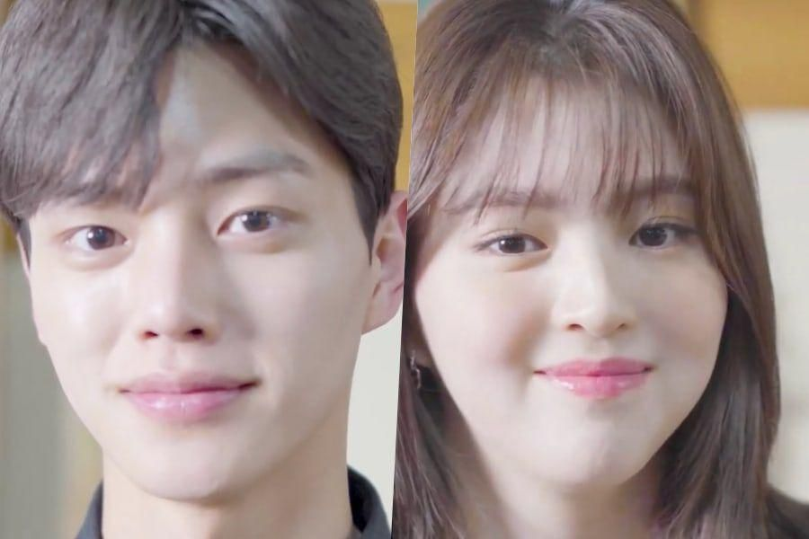 """Watch: Song Kang And Han So Hee Make Each Other's Hearts Skip A Beat In Video Call Teasers For """"Nevertheless"""""""