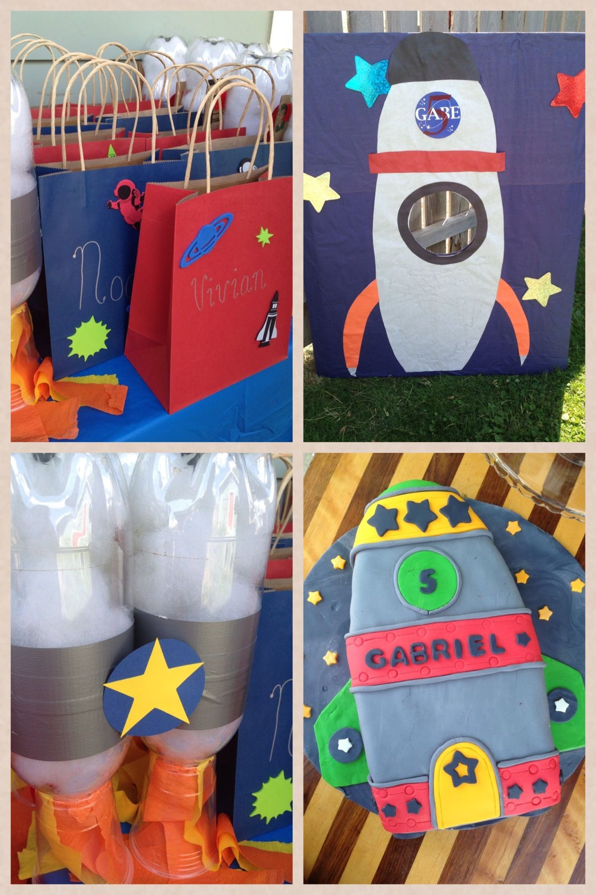Space Themed Party Ideas