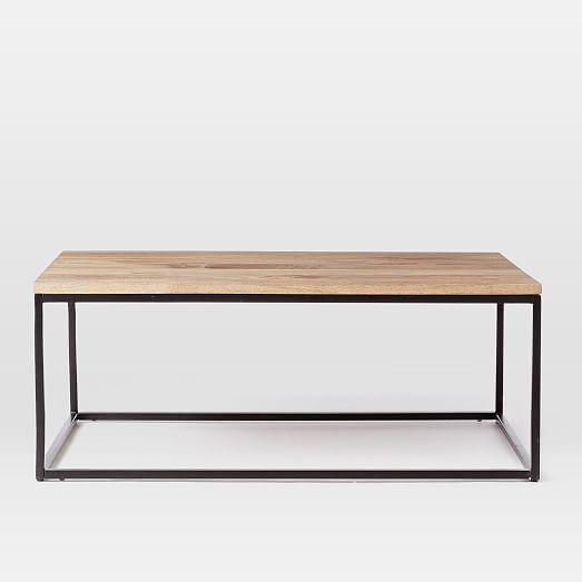 Box Frame Coffee Table Raw Mango Coffee Table Wood Coffee Table Rectangle Coffee Table