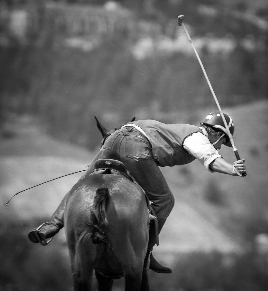 Okanagan Polo Club  Ezequiel Castro  www.susanwales.ca