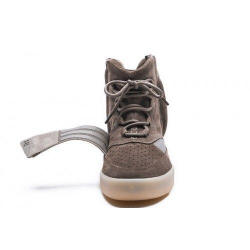 super popular 44eb5 e05c0 Køb Adidas Yeezy 750 Boost Brun BY2456 Maend Sko Til Salg