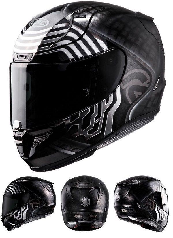 star wars kylo ren motorcycle helmet geek stuff. Black Bedroom Furniture Sets. Home Design Ideas