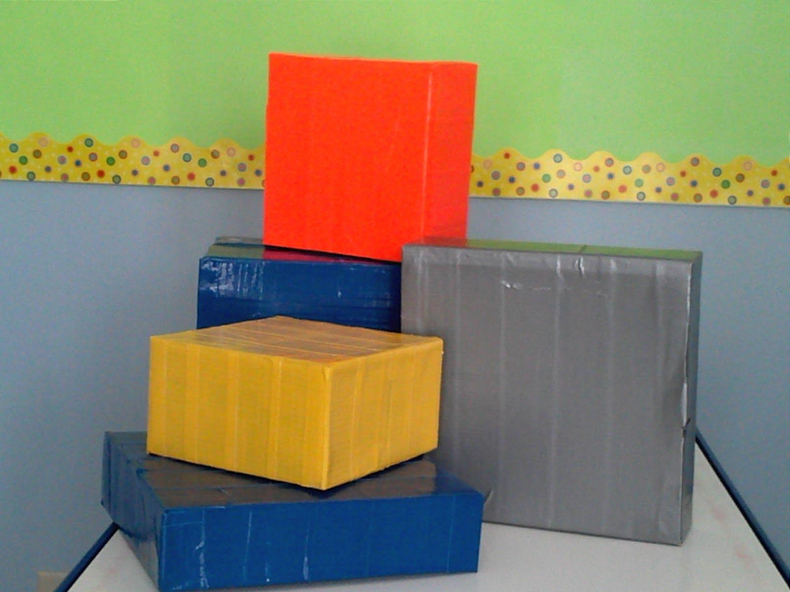 Durable Homemade Blocks