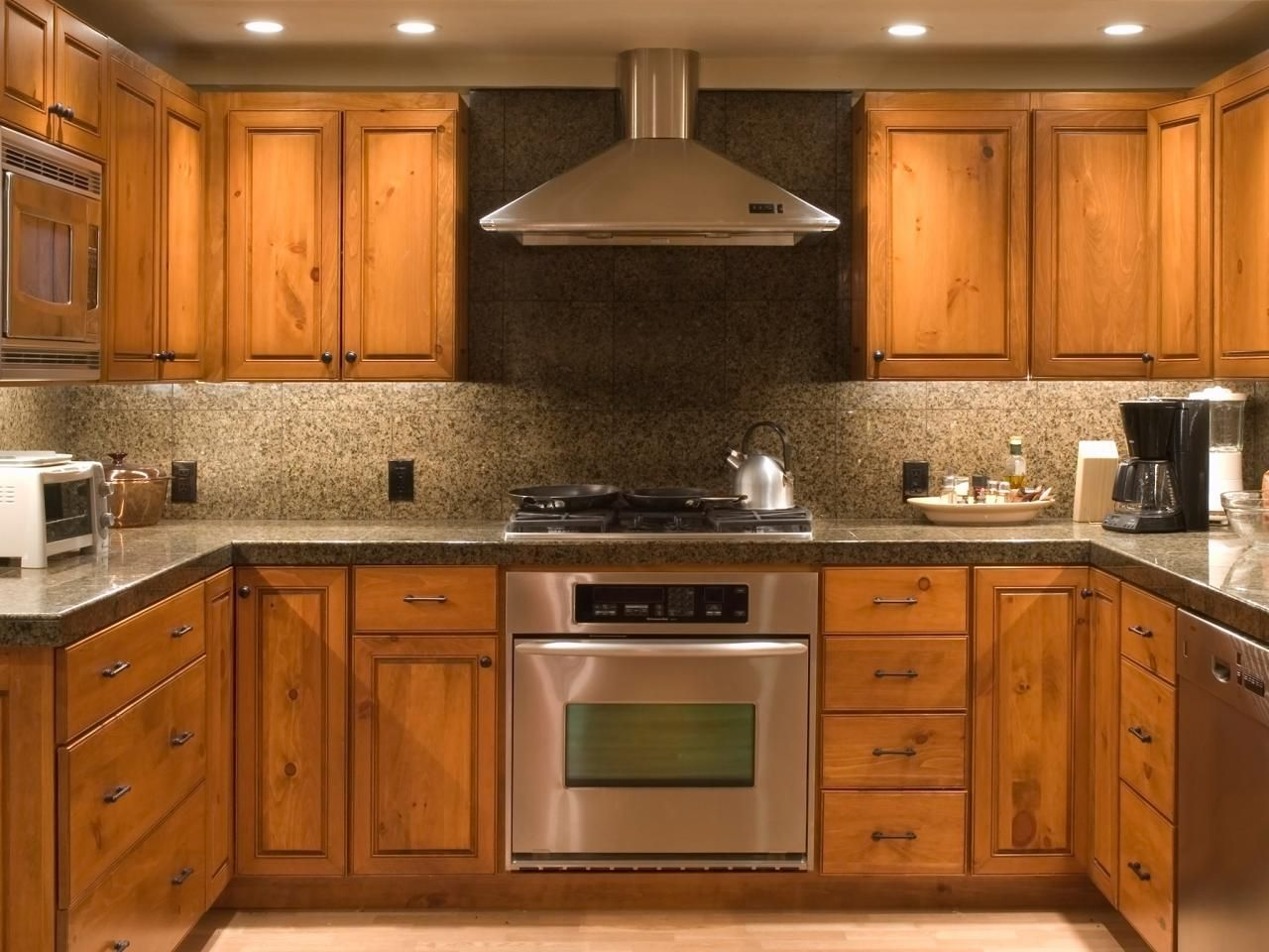 Laminate Kitchen Cabinets Pictures Options Tips Ideas Kitchen Cabinets Without Handles Unfinished Kitchen Cabinets Kitchen Cabinets