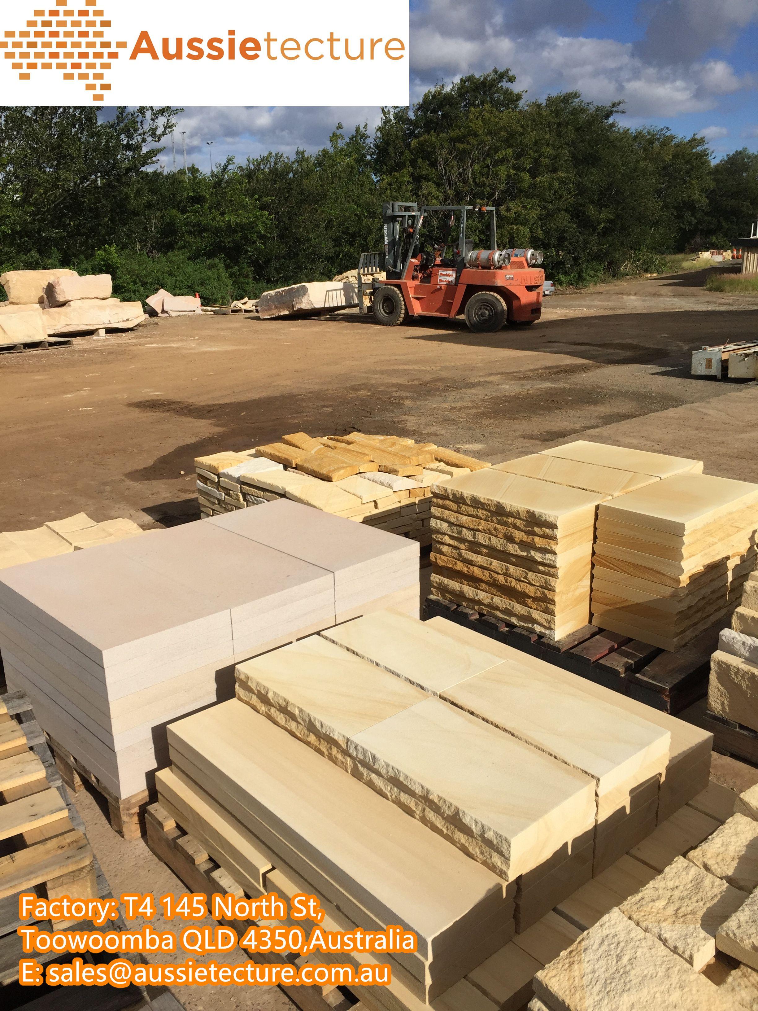 Australian Sandstone Walling Flooring Landscaping Aussietecture Stone Sandstone Wall Sandstone Stone Cladding