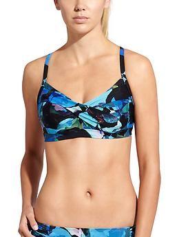 6a6f334e7d649 Blue Mystique Twister Bikini   Athleta 36 B/C   Swimwear 4   Bikinis ...