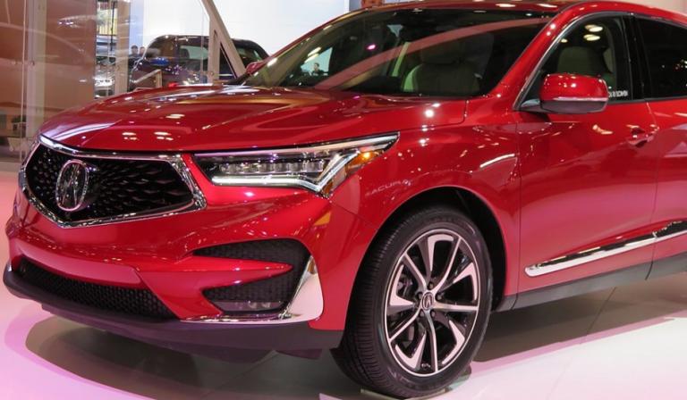 2021 Acura RDX Redesign Honda Cars USA Website Honda