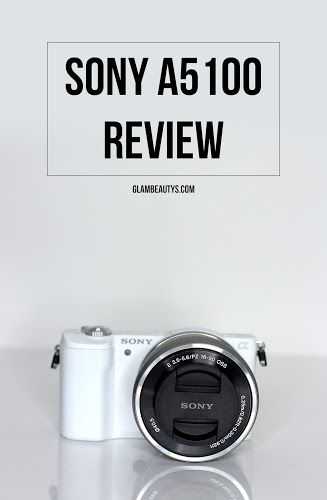 Sony A5100 | Review perfect blogging camera #SonyCamera