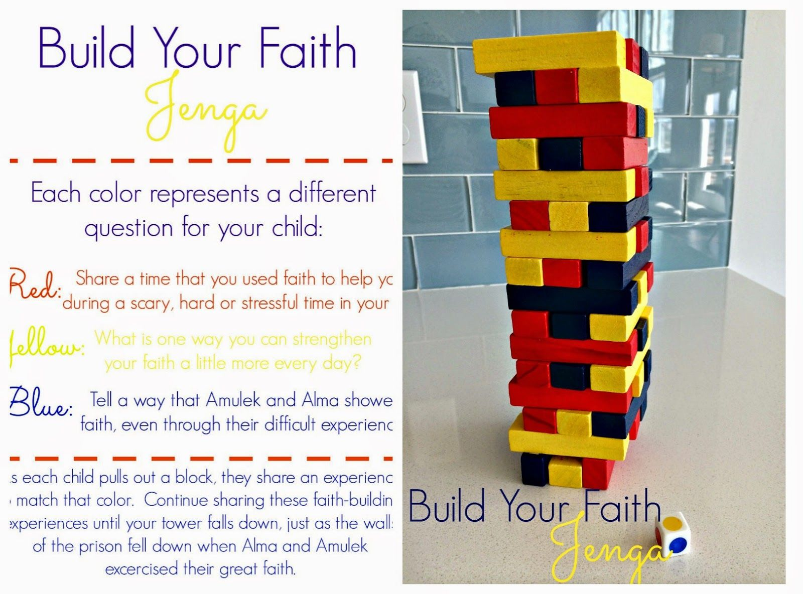 build your faith family home evening alma and amulek includes a