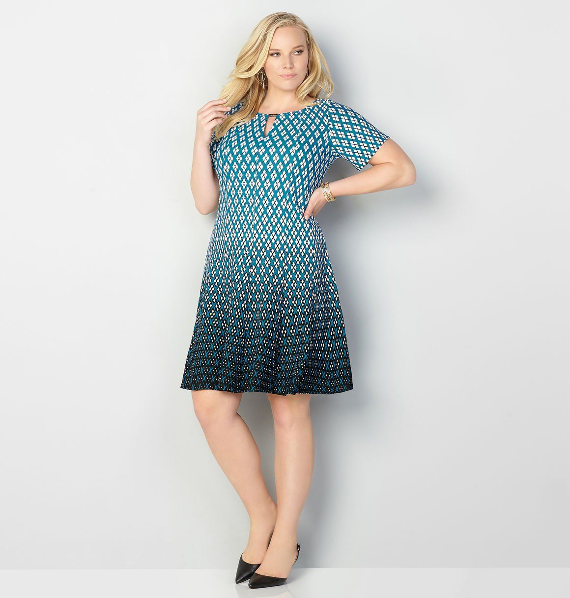 Find super-flattering summer dresses in plus sizes 14-32 like our ...