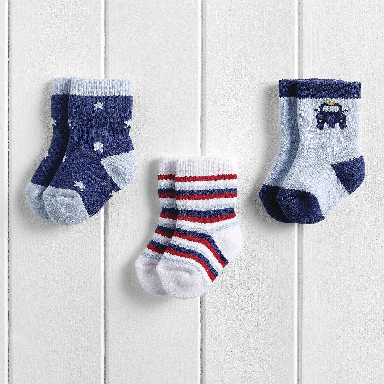 Taxi Stripe Socks 3 Pack AW 2015
