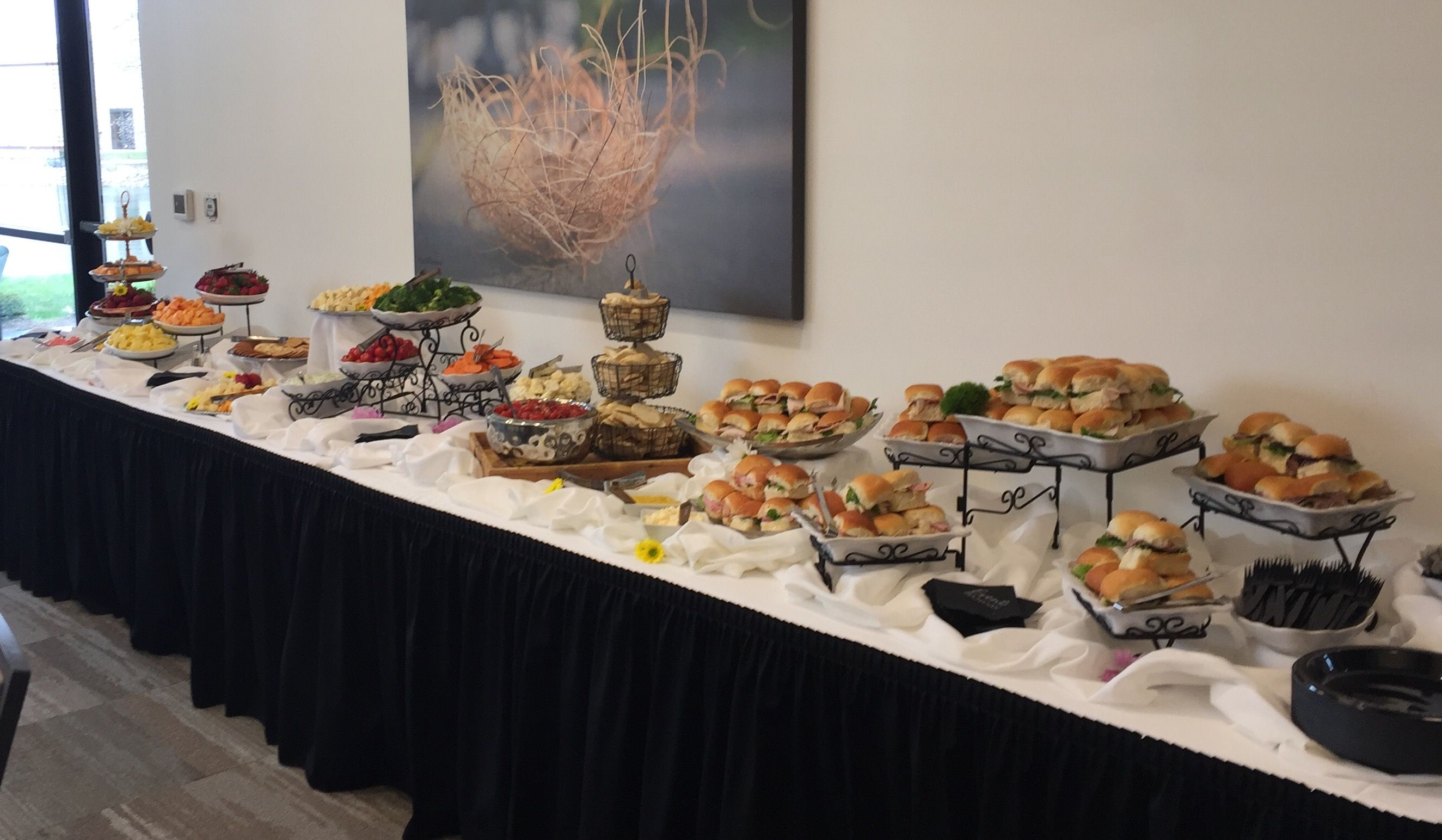 Oaklawn Memorial Gardens Luncheon By MCL