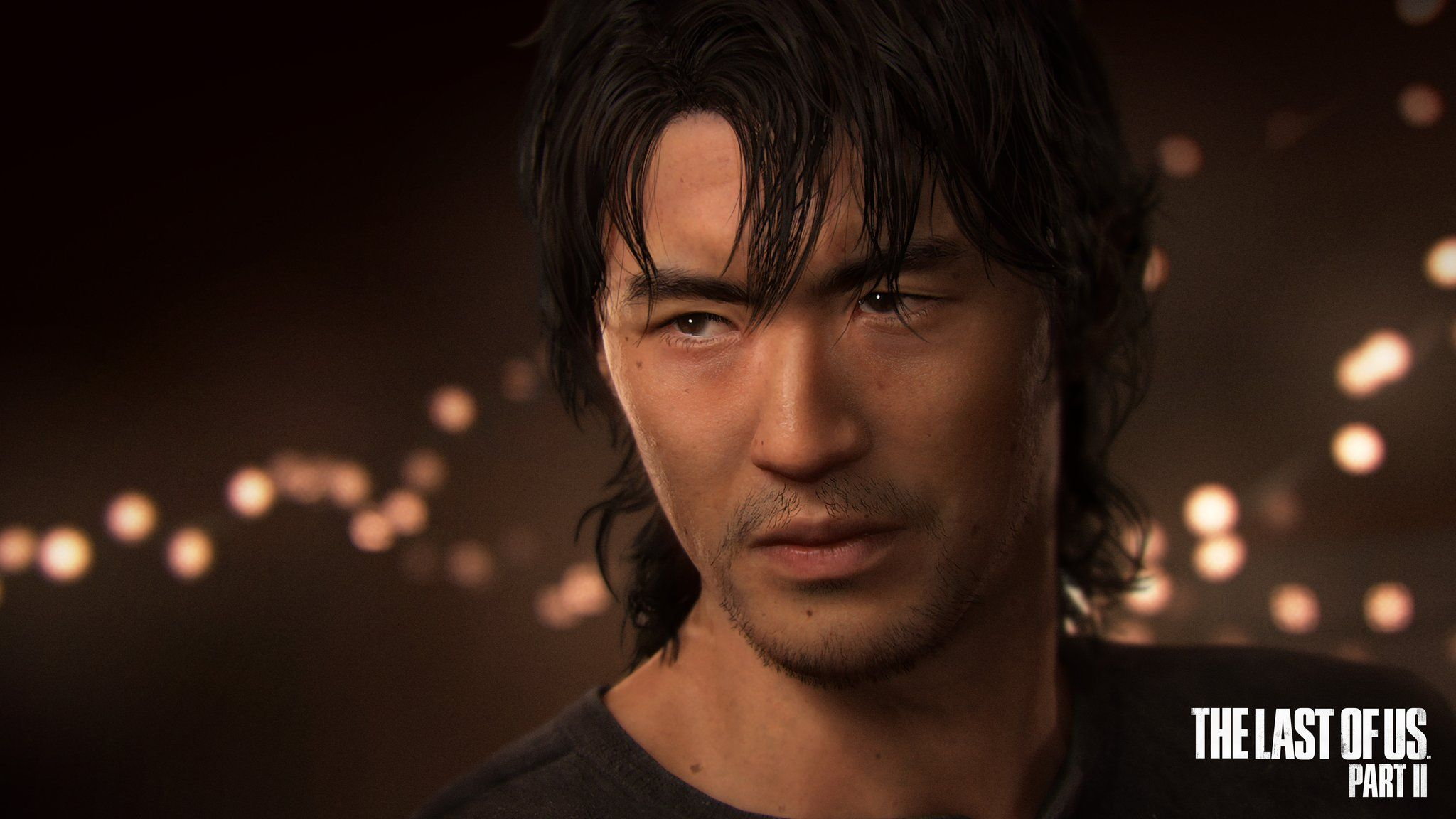 Stephen Chang Is Jesse Com Imagens The Last Of Us Playstation