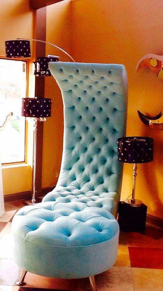 Moon chair by HAZIZA